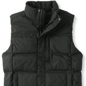 LL Bean Trail Model Down Vest Misses Size XL